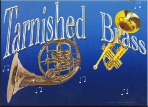 Tarnished Brass Logo